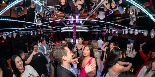 New York Booze Cruise Thursday After Work Sunset Yacht Boat Party NYC