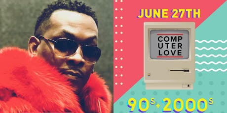Computer Love w/ Petey Pablo tickets