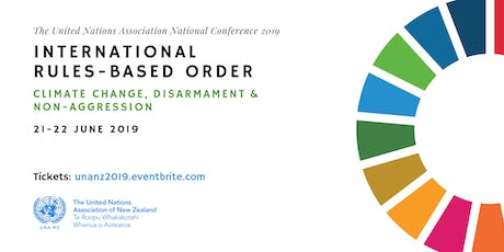 United Nations Association - 2019 National Conference tickets