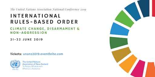 United Nations Association - 2019 National Conference