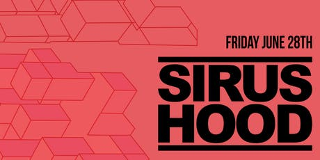 Sirus Hood @ Treehouse Miami tickets