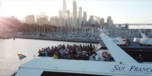 High Tide Pride: Queer Boat Party