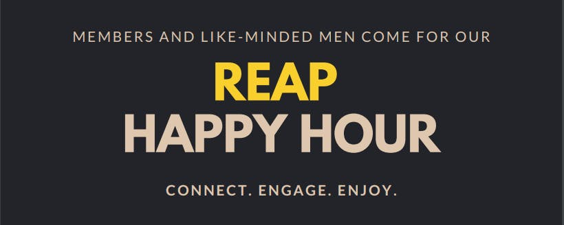 REAP Happy Hour