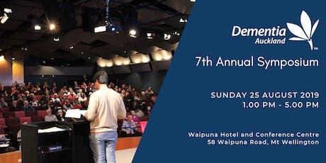 Dementia Auckland Symposium 2019 tickets