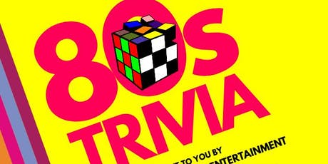 80's Trivia Night! tickets