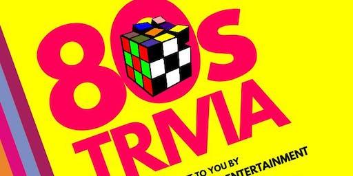 80's Trivia Night!