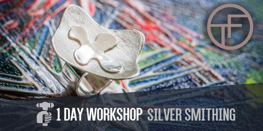 1 Day Workshop: Make Your Own Sterling Silver Jewellery