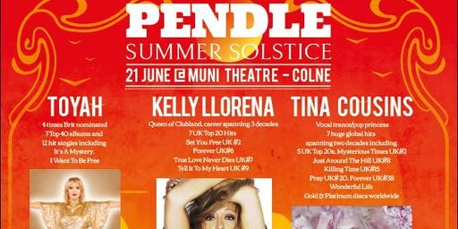 Pendle Summer Solstice 2019