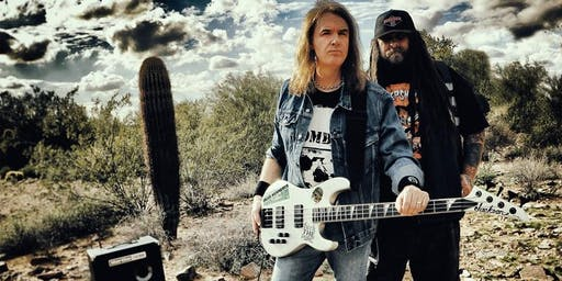 David Ellefson (of Megadeth) Basstory