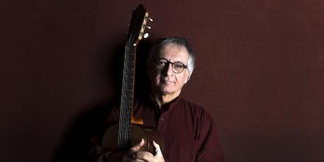 Álvaro Pierri – Classical Guitar tickets