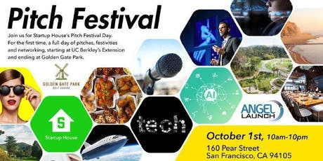 Startup House Pitch Festival tickets