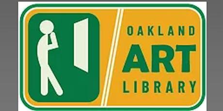 Oakland Art Library Third Thursday tickets