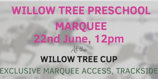 Willow Tree Preschool Marquee