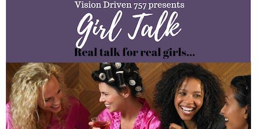 Vision Driven Presents Girl Talk
