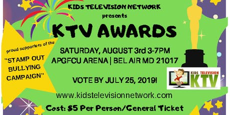 KTv Kids Award Show tickets