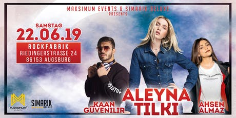 ALEYNA TILKI LIVE ON STAGE Tickets