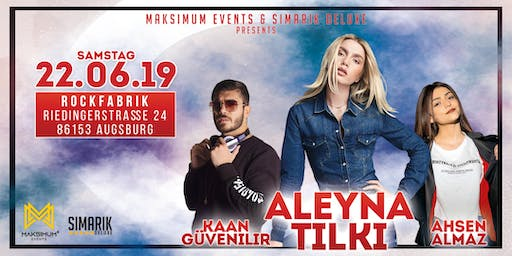 ALEYNA TILKI LIVE ON STAGE