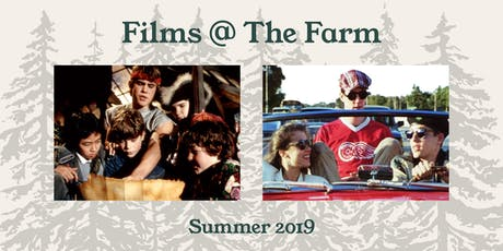 Films at the Farm tickets