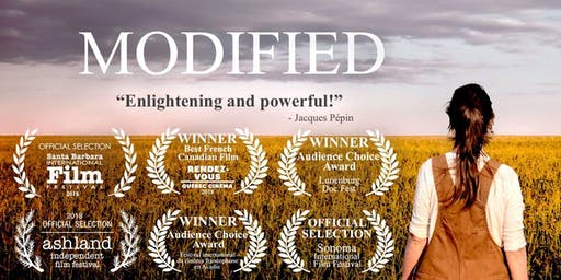 Screening of Modified (2017) + Q&A with the producer/director