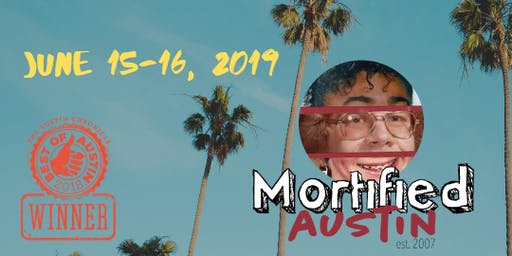 Mortified Austin: June 15-16 *ASL Interpreted* @ The North Door