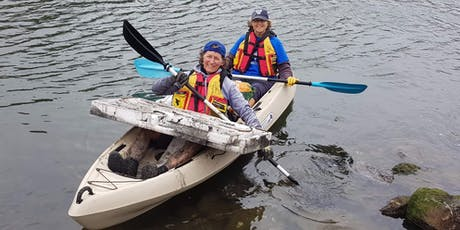 Hays Inlet Clean Up (Inc. Paddle Against Plastic) - Supported by MBRC tickets