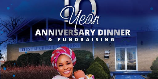 CCC Prince of Peace 10 Year Anniversary Dinner Feat. Tope Alabi