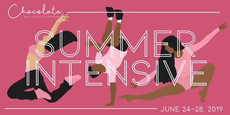 Chocolate Ballerina Company | Pre-Prima Ballerina Summer Series tickets