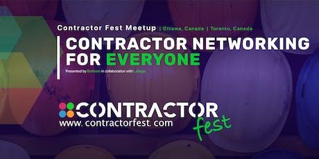 Contractor fest 2019 - Thursday July 11, Mill Street Pub, Ottawa tickets