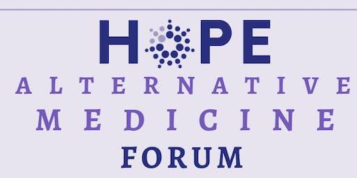 HOPE Alternative Medicine Forum - Spokane