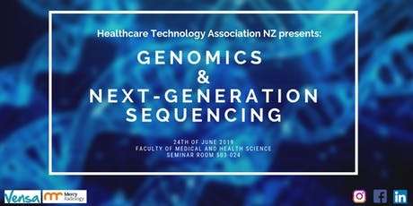 Genomics & Next Generation Sequencing tickets