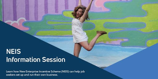 New Business Assistance with NEIS -  Information Session