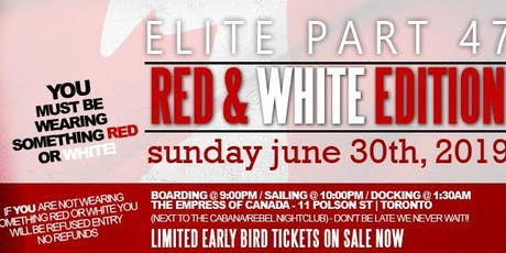 ELITE ON THE WATER CANADA DAY EDITION tickets