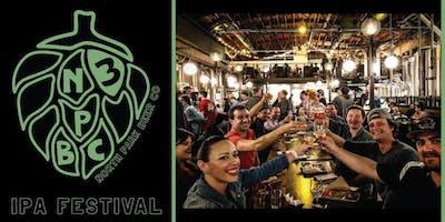 NPBC's 3rd Anniversary IPA Festival