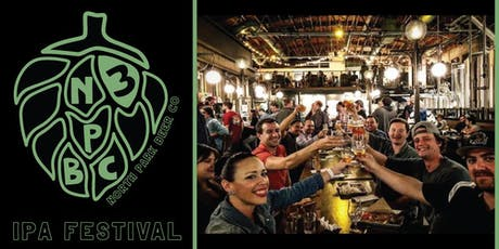 NPBC's 3rd Anniversary IPA Festival tickets