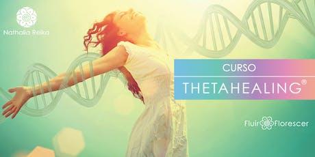 Curso ThetaHealing® - DNA Avançado com Nathalia Reika ingressos