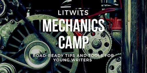 Jan 6-10: LitWits® Mechanics Camp: Writing Tips & Tools