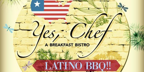 Latino BBQ tickets