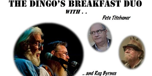 A Shipload Of Laughs. Music & Comedic Poetry. The Dingo's Breakfast Duo