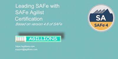 Leading SAFe - SAFe Agilist(SA) 2 day Certification Class - Bridgewater, NJ