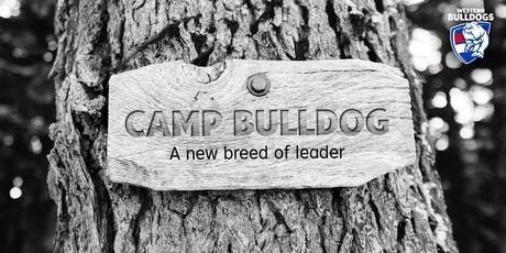 CAMP BULLDOG: A NEW BREED OF LEADER 2019 tickets