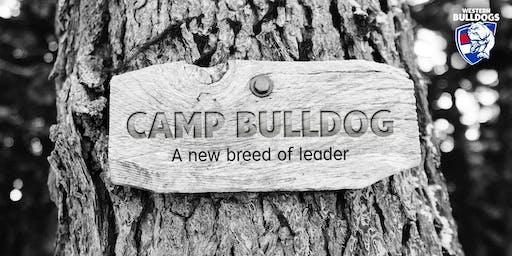CAMP BULLDOG: A NEW BREED OF LEADER 2019