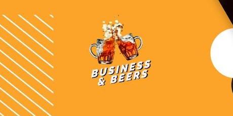 Business & Beers - Networking para Emprendedores e Inversores entradas