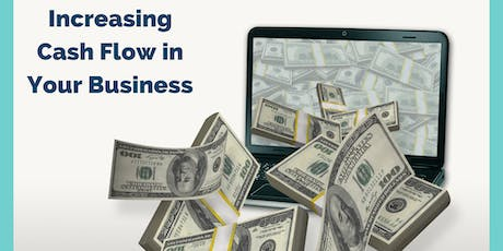 Free Lunch and Learn: How to Increase the Cash Flow in Your Business Worksh tickets