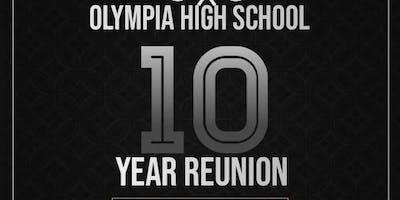 Olympia High School 10 Year Reunion