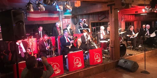 30th Anniversary of Rick Brunetto Big Band at 94th Aero Squadron