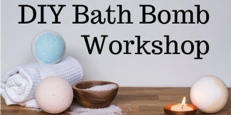 DIY Bath Bomb Workshop tickets