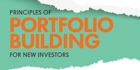 Principles of Portfolio Building for New Investors tickets