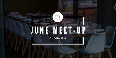 June Meet-Up (Speaker: Allison Garner)