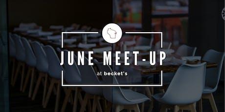June Meet-Up (Speaker: Allison Garner) tickets