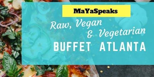 Raw Vegan & Vegetarian Buffet